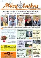 Mūsų Laikas - Jurbarko rajono laikraštis, Nr. 17 (1273)