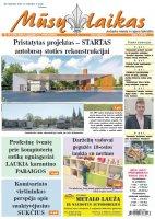 Mūsų Laikas - Jurbarko rajono laikraštis, Nr. 19 (1275)