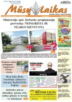 Mūsų Laikas - Jurbarko rajono laikraštis, Nr. 23 (1279)