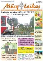 Mūsų Laikas - Jurbarko rajono laikraštis, Nr. 26 (1282)