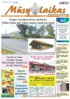 Mūsų Laikas - Jurbarko rajono laikraštis, Nr. 30 (1286)