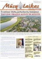 Mūsų Laikas - Jurbarko rajono laikraštis, Nr. 34 (1290)