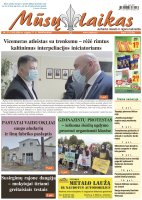 Mūsų Laikas - Jurbarko rajono laikraštis, Nr. 37 (1293)