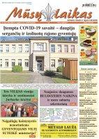 Mūsų Laikas - Jurbarko rajono laikraštis, Nr. 38 (1294)