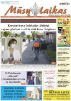 Mūsų Laikas - Jurbarko rajono laikraštis, Nr. 45 (1301)