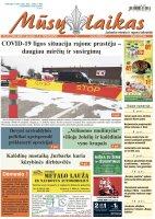 Mūsų Laikas - Jurbarko rajono laikraštis, Nr. 50 (1306)