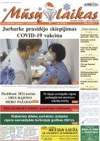 Mūsų Laikas - Jurbarko rajono laikraštis, Nr. 52 (1308)