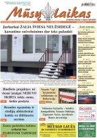 Mūsų Laikas - Jurbarko rajono laikraštis, Nr. 5 (1313)