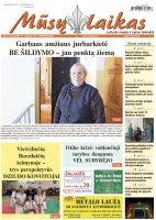 Mūsų Laikas - Jurbarko rajono laikraštis, Nr. 7 (1315)