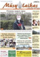 Mūsų Laikas - Jurbarko rajono laikraštis, Nr. 9 (1317)