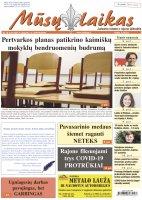 Mūsų Laikas - Jurbarko rajono laikraštis, Nr. 18 (1326)
