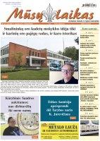 Mūsų Laikas - Jurbarko rajono laikraštis, Nr. 21 (1329)