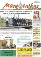 Mūsų Laikas - Jurbarko rajono laikraštis, Nr. 22 (1330)