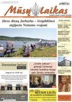 Mūsų Laikas - Jurbarko rajono laikraštis, Nr. 25 (1333)