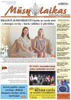 Mūsų Laikas - Jurbarko rajono laikraštis, Nr. 26 (1334)