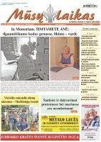 Mūsų Laikas - Jurbarko rajono laikraštis, Nr. 32 (1340)