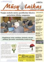 Mūsų Laikas - Jurbarko rajono laikraštis, Nr. 34 (1342)