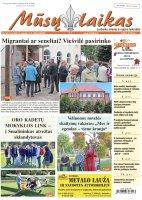 Mūsų Laikas - Jurbarko rajono laikraštis, Nr. 37(1345)